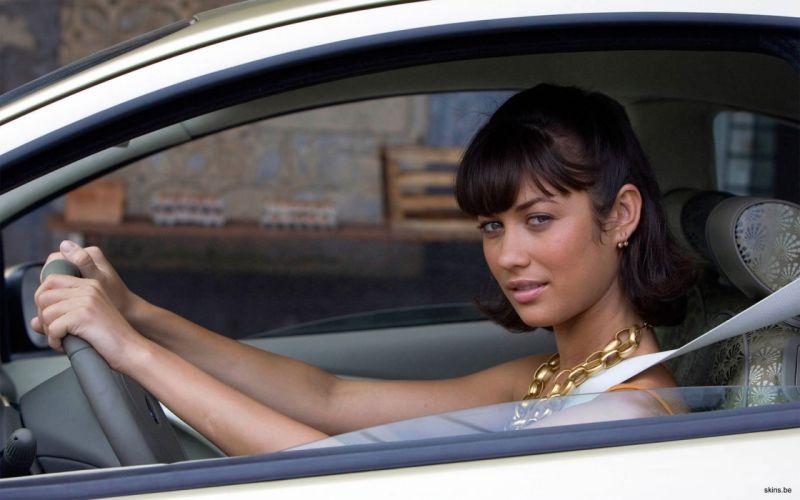Quantum of Solace women movies cars Olga Kurylenko wallpaper