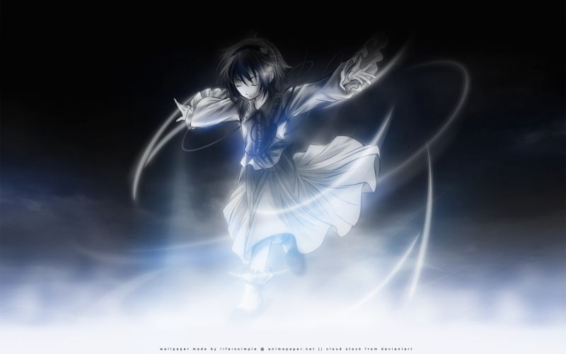 video games Touhou dark Komeiji Satori anime girls wallpaper