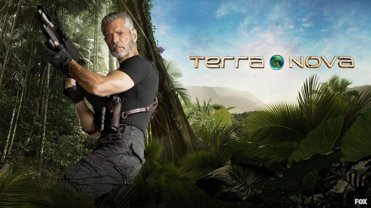 movies Commander Terra Nova Commander Nathaniel Taylor wallpaper