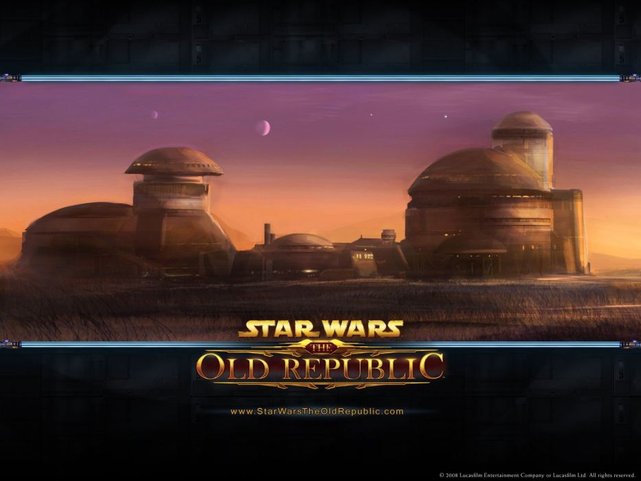 Star Wars video games Star Wars: The Old Republic wallpaper