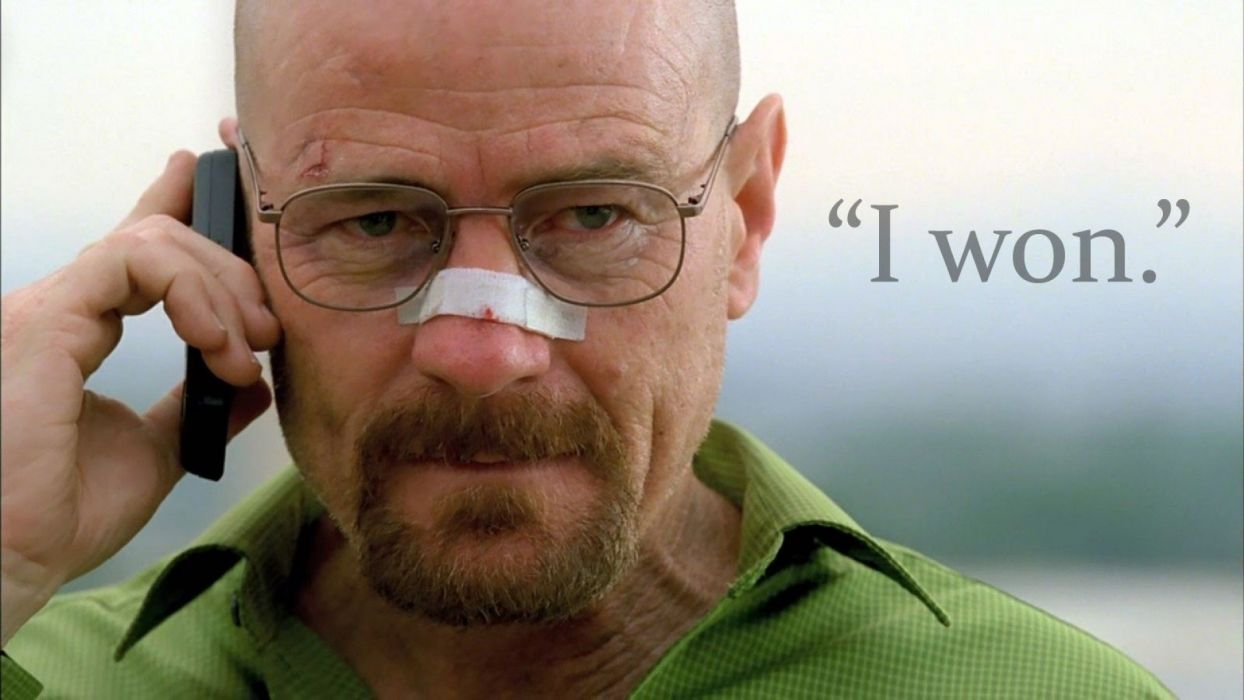cooking Breaking Bad meth Walter White TV shows Heisenberg i won wallpaper