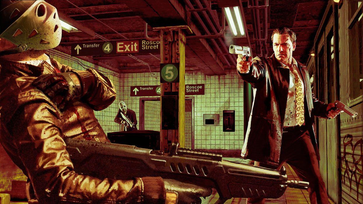 Max Payne 3 Wallpaper 1920x1080 287123 Wallpaperup