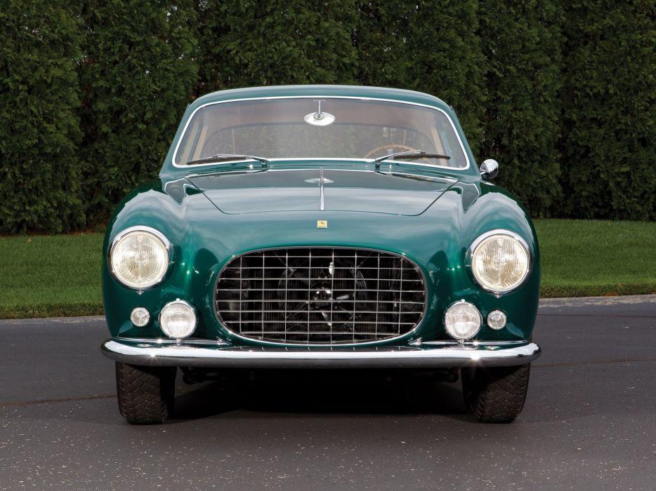 1953 Ferrari 250 Europa retro supercar    r wallpaper