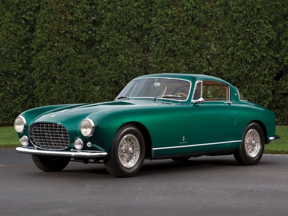 1953 Ferrari 250 Europa retro supercar gd wallpaper