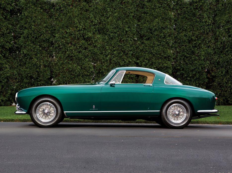 1953 Ferrari 250 Europa retro supercar    g wallpaper