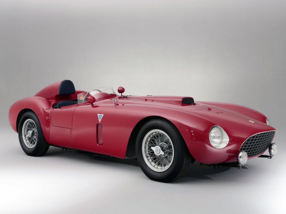 1954 Ferrari 375 Plus supercar retro race racing    g wallpaper