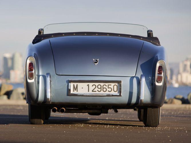 1954 Pegaso Z-102 B Cabriolet Saoutchik retro supercar h wallpaper