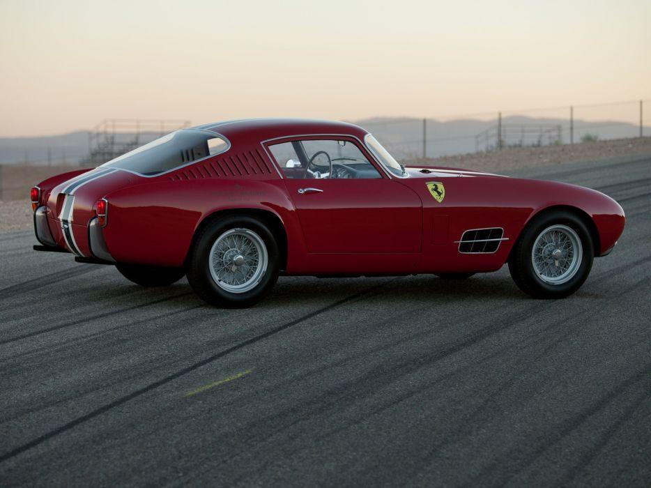 1957 Ferrari 250 G-T Tour-de-France 14-louver Scaglietti Berlinetta supercar race racing  g wallpaper
