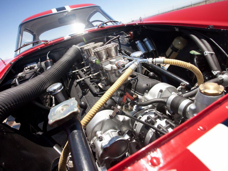 1957 Ferrari 250 G-T Tour-de-France 14-louver Scaglietti Berlinetta supercar race racing retro engine    g wallpaper