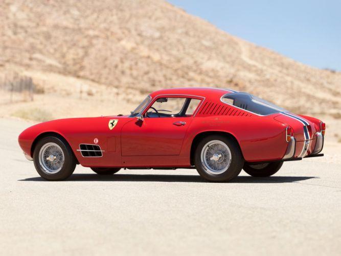 1957 Ferrari 250 G-T Tour-de-France 14-louver Scaglietti Berlinetta supercar race racing retro n wallpaper