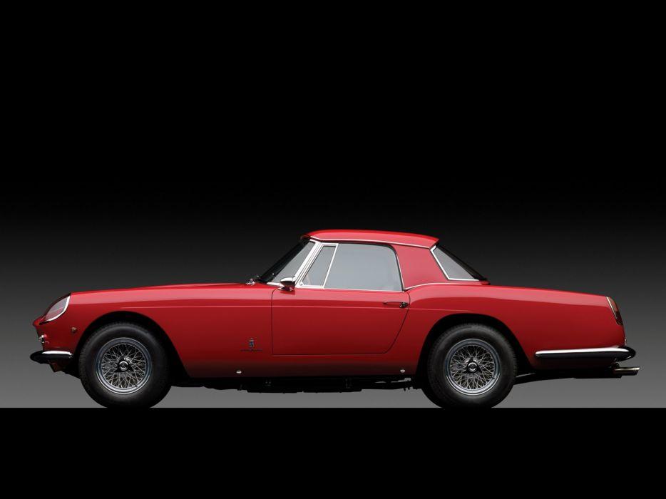 1959-62 Ferrari 250 G-T Cabriolet Series-II retro classic supercar  hg wallpaper