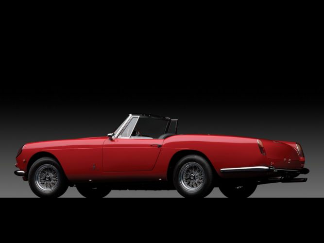 1959-62 Ferrari 250 G-T Cabriolet Series-II retro classic supercar g wallpaper