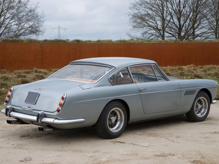 1960-62 Ferrari 250 GTE 2-2 supercar classic s wallpaper