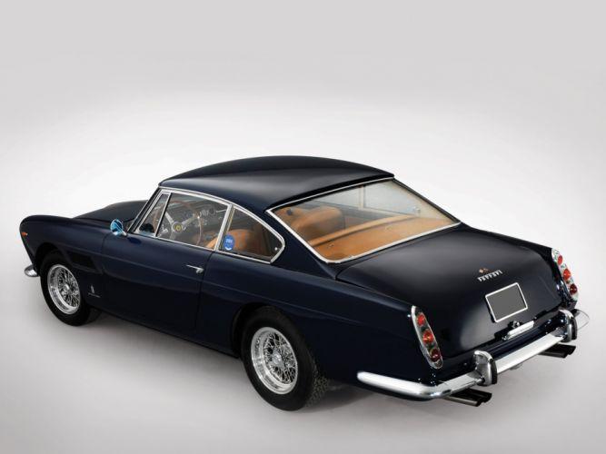1960-62 Ferrari 250 GTE 2-2 supercar classic g wallpaper