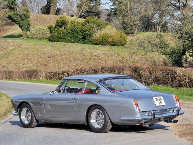 1960-62 Ferrari 250 GTE 2-2 supercar classic st wallpaper