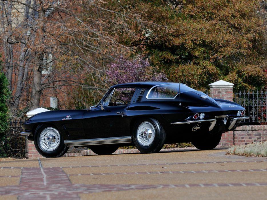 1964 Chevrolet Corvette StingRay L84 327 375HP Fuel Injection C-2 supercar muscle classic j wallpaper