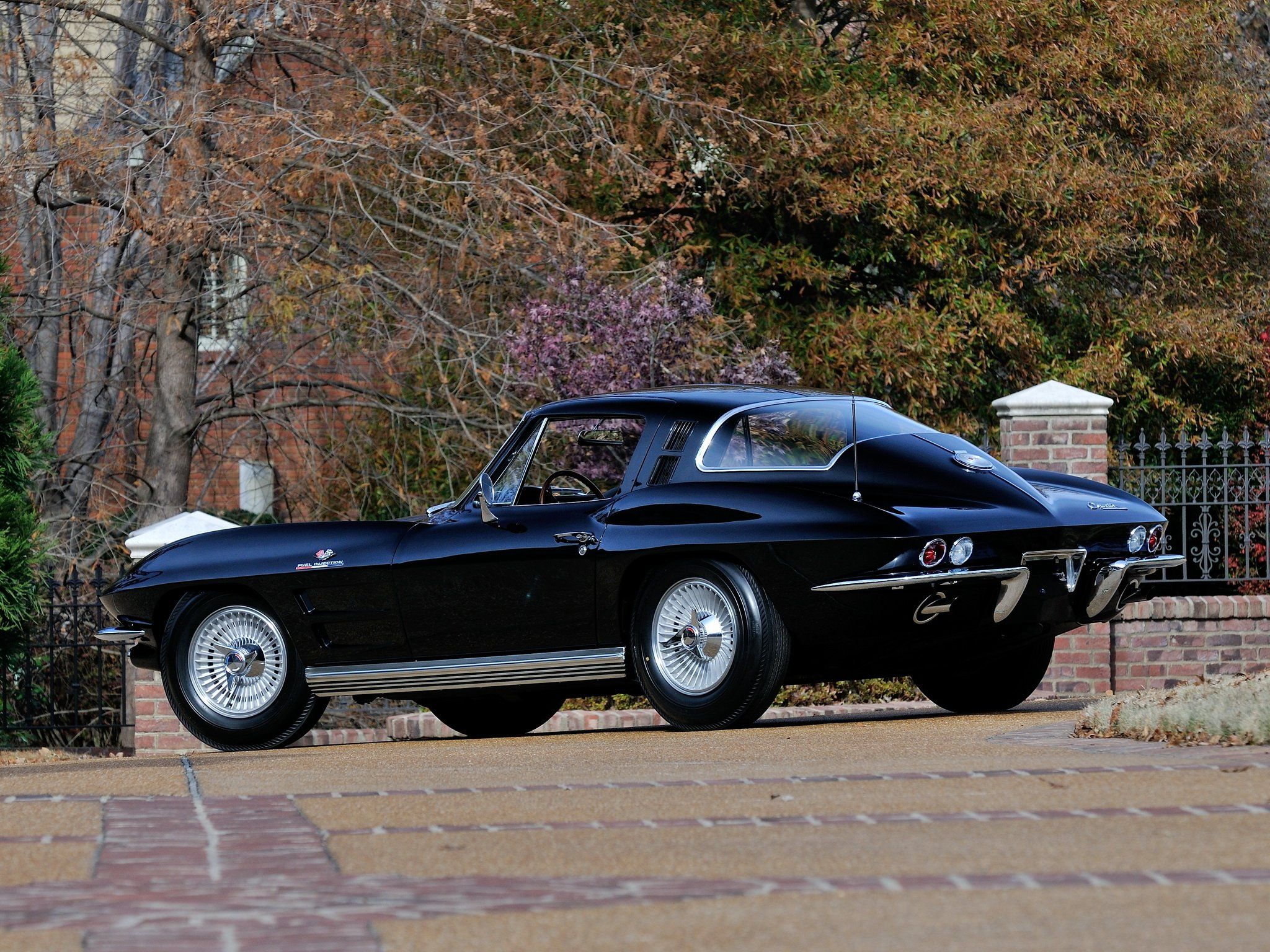Corvette For Sale >> 1964 Chevrolet Corvette StingRay L84 327 375HP Fuel Injection C-2 supercar muscle classic j ...