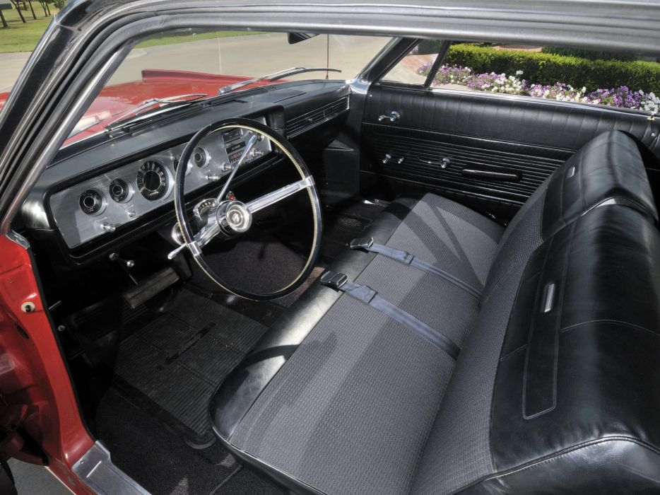 1965 Mercury Monterey 2-door Hardtop classic interior   f wallpaper