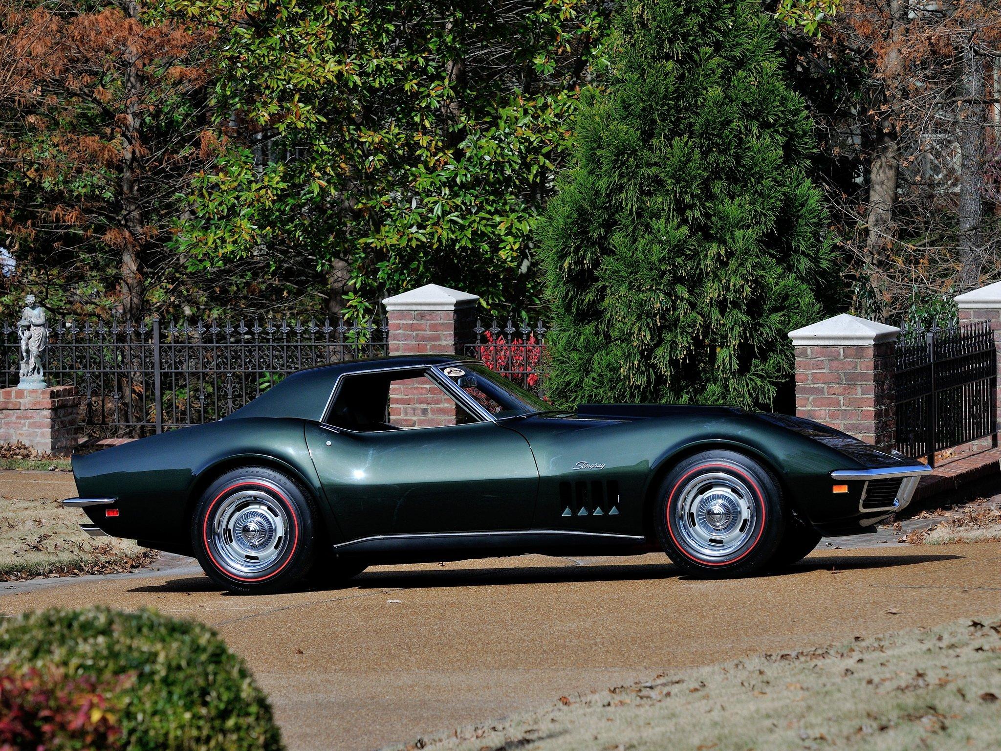 1969 Chevrolet Corvette Stingray L88 427 Convertible C 3