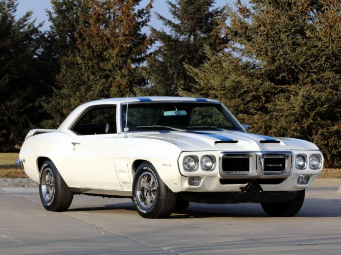 1969 Pontiac Firebird Trans-Am Coupe 2337 muscle classic f wallpaper