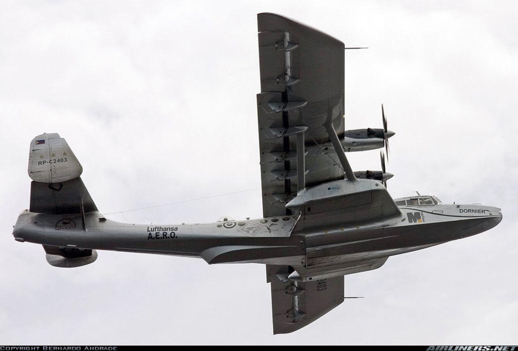 dornier hidroplane wallpaper