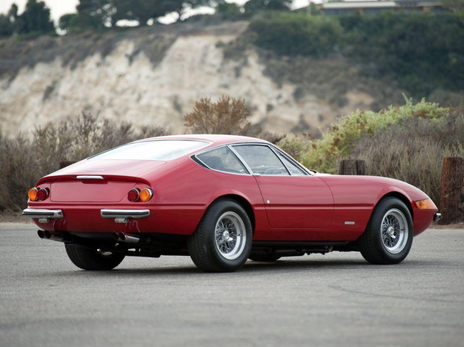 1971-73 Ferrari 365 GTB4 Daytona supercar  f wallpaper