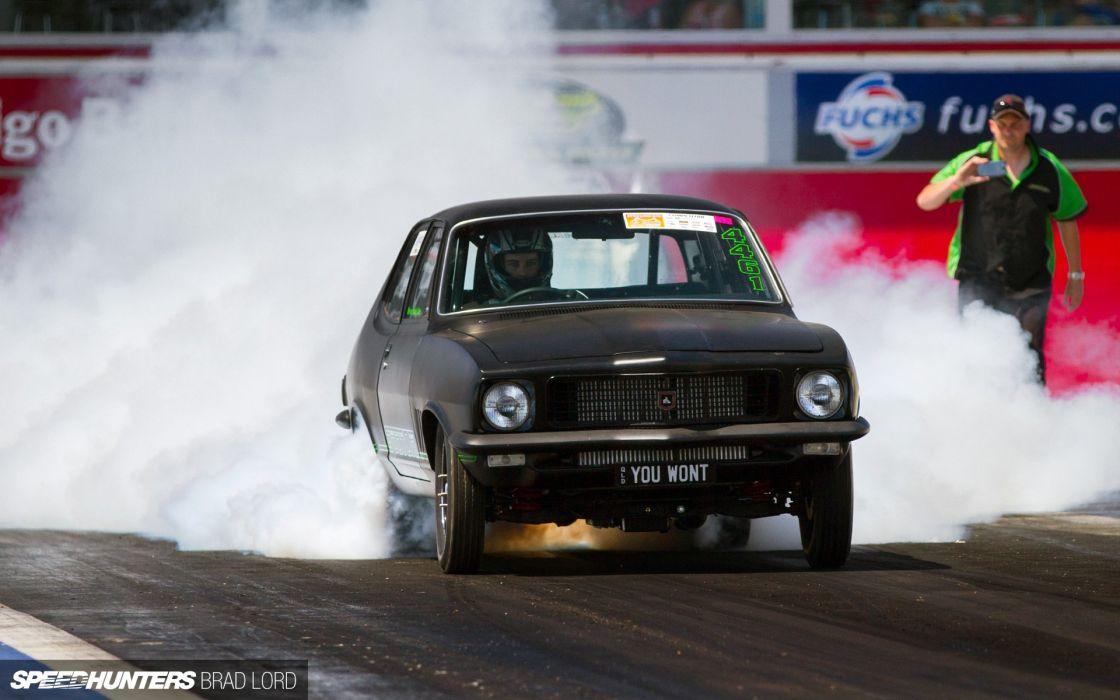 1972 G-M Holden L-J Torana race racing drag hot rod rods turbo      g wallpaper