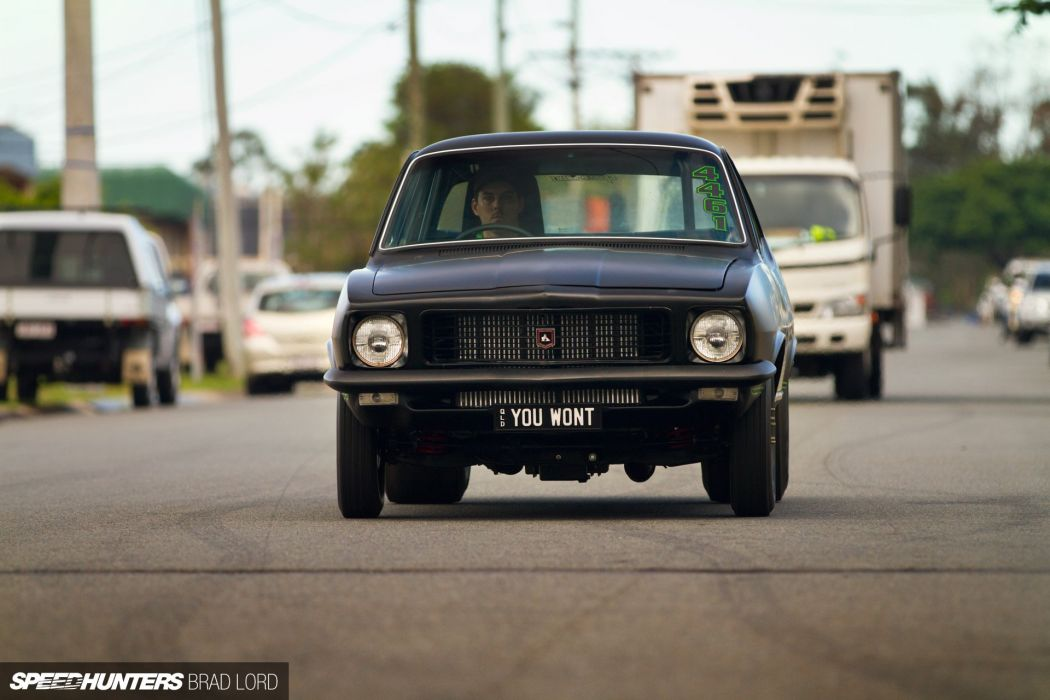 1972 G-M Holden L-J Torana race racing drag hot rod rods turbo v wallpaper