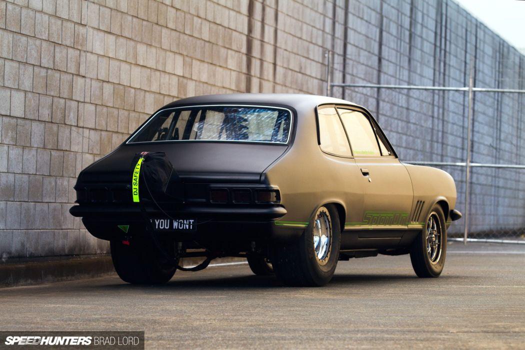 1972 G-M Holden L-J Torana race racing drag hot rod rods turbo gh wallpaper
