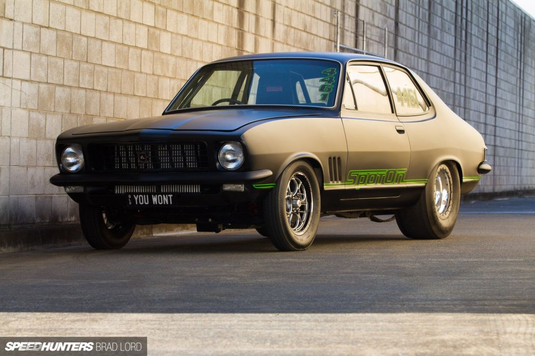 1972 G-M Holden L-J Torana race racing drag hot rod rods turbo  g wallpaper
