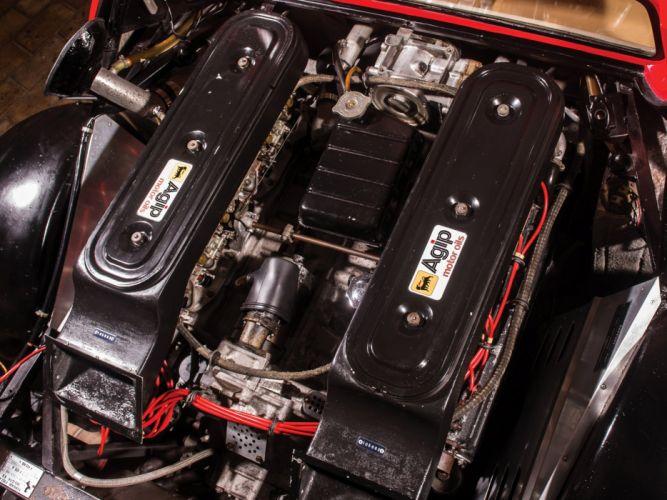 1973-76 Ferrari 365 GT4 Berlinetta Boxer UK-spec engine f wallpaper