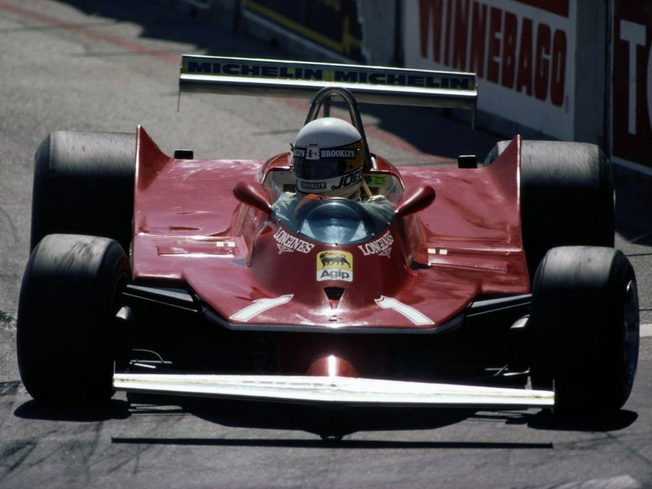1980 Ferrari 312 T-5 formula f-1 race racing    f wallpaper
