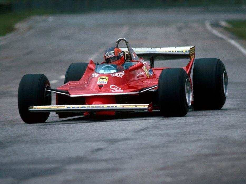 1980 Ferrari 312 T-5 formula f-1 race racing    g wallpaper