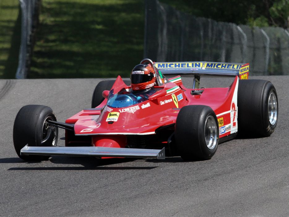 1980 Ferrari 312 T-5 formula f-1 race racing   gs wallpaper