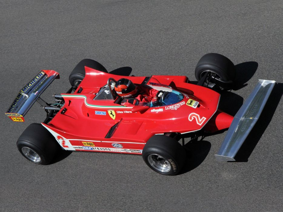 1980 Ferrari 312 T-5 formula f-1 race racing  gd wallpaper
