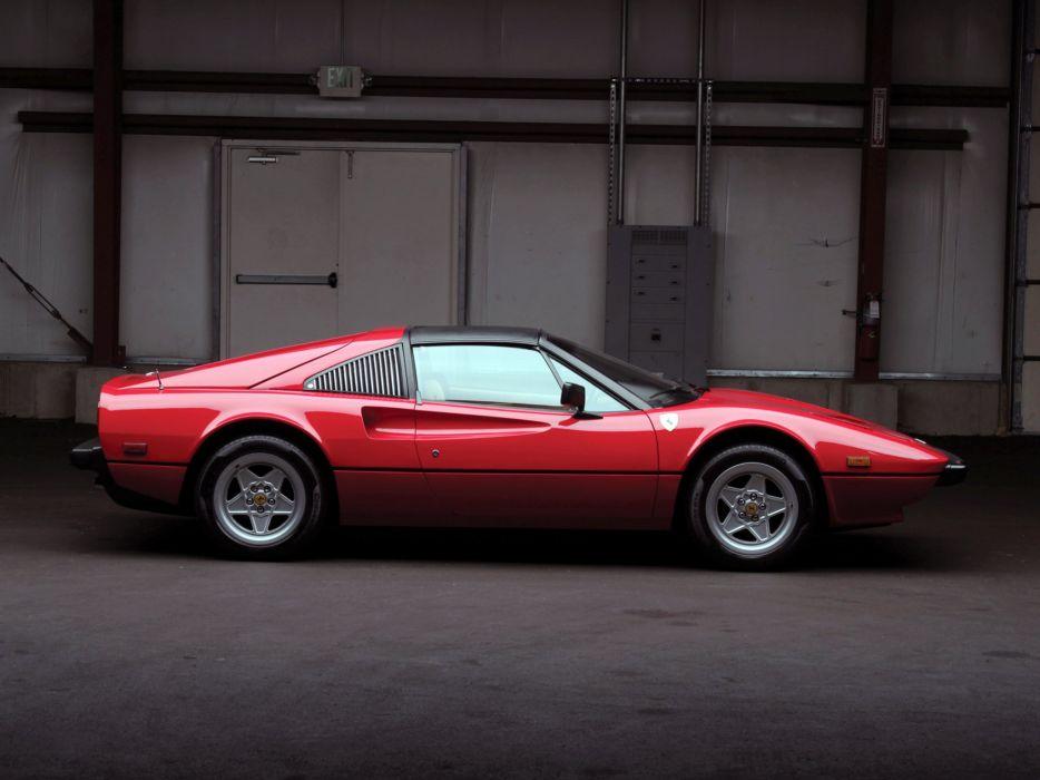 1980-83 Ferrari 308 GTSi US-spec supercar      g wallpaper