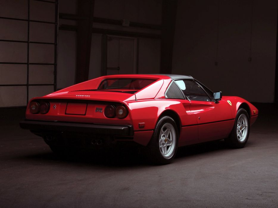 1980-83 Ferrari 308 GTSi US-spec supercar    r wallpaper