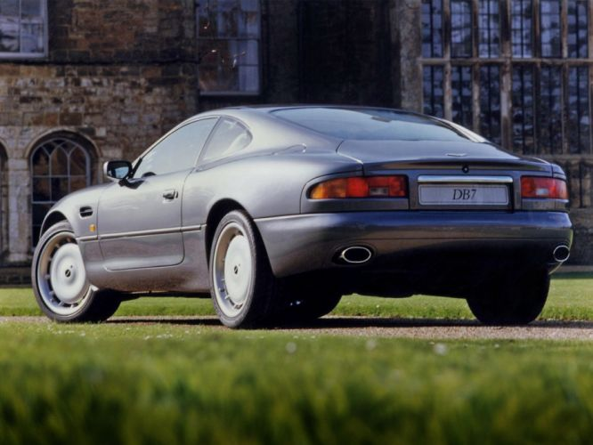 1997 Aston Martin DB7 g wallpaper