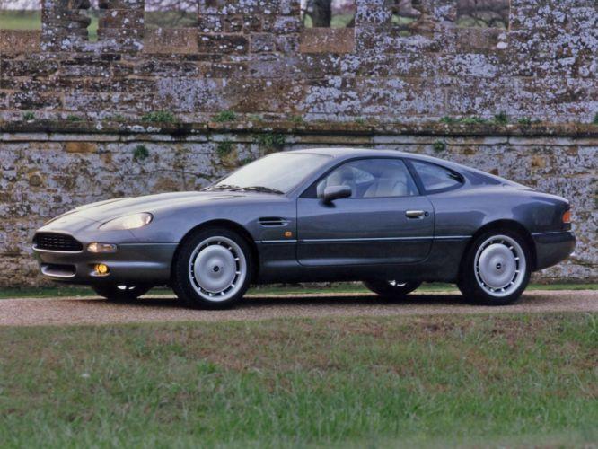 1997 Aston Martin DB7 g wallpaper