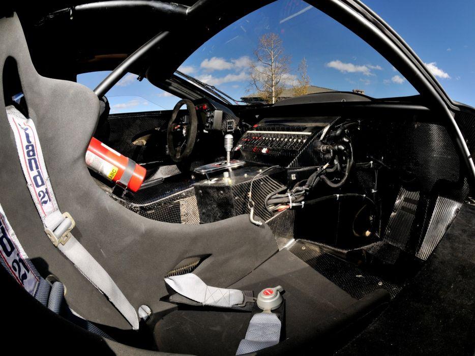 1997 Callaway C7R GT1 Chevrolet Corvette supercar race racing interior   f wallpaper