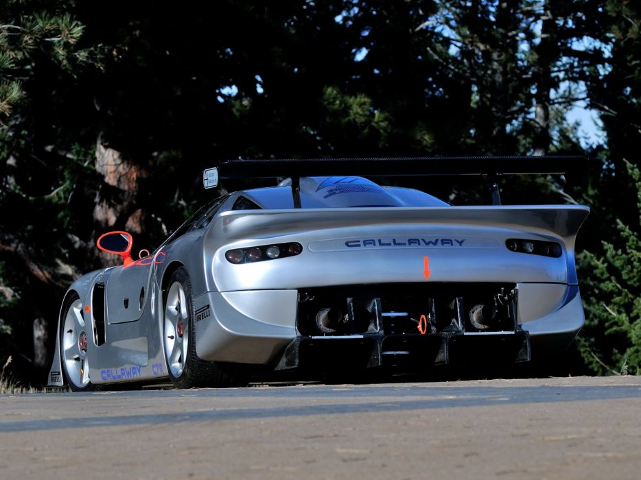 1997 Callaway C7R GT1 Chevrolet Corvette supercar race racing  e wallpaper