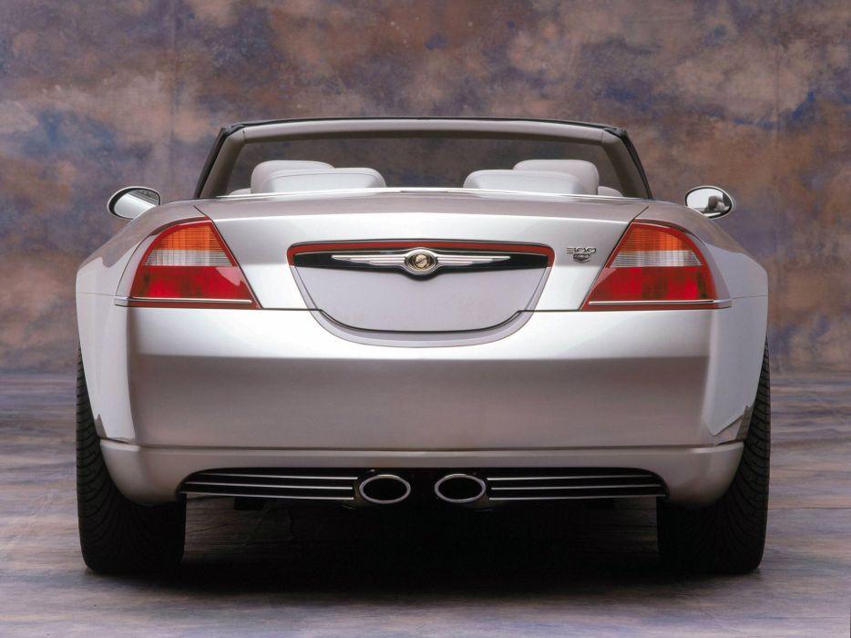 2000 Chrysler 300 Hemi C Concept  g wallpaper