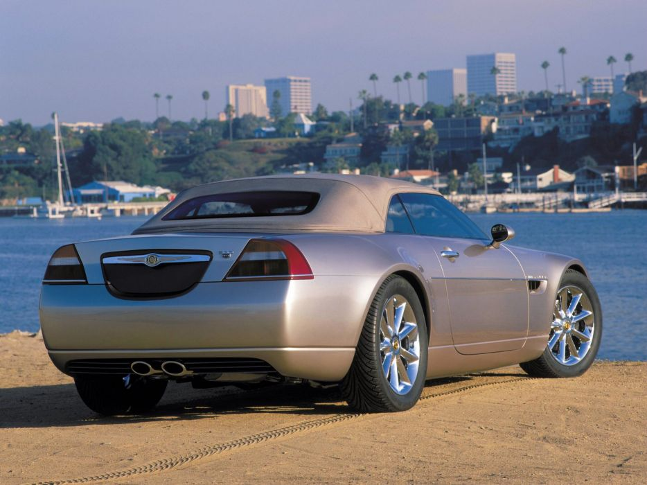 2000 Chrysler 300 Hemi C Concept        f wallpaper