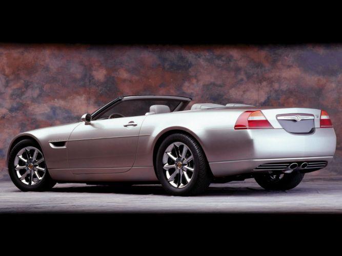 2000 Chrysler 300 Hemi C Concept f wallpaper