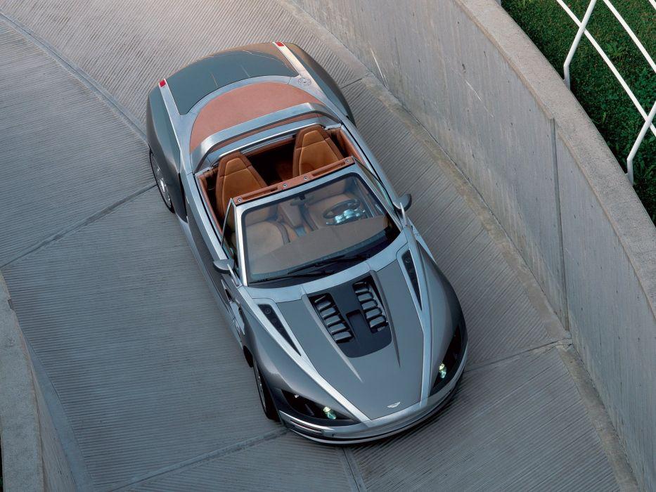 2001 Aston Martin 2020 Concept interior     g wallpaper
