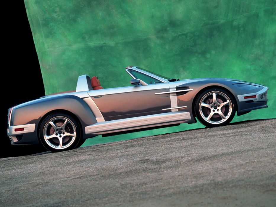 2001 Aston Martin 2020 Concept hr wallpaper