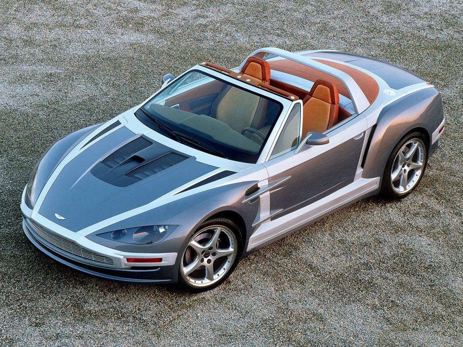 2001 Aston Martin 2020 Concept       g wallpaper