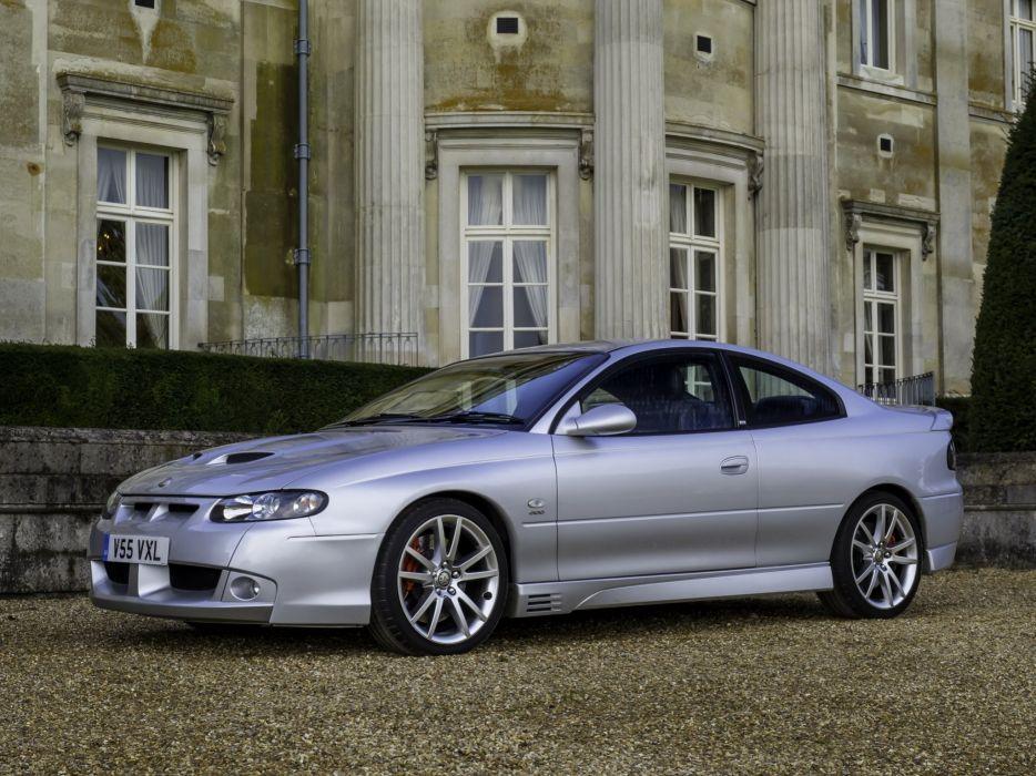 2005 Vauxhall Monaro VXR  gd wallpaper