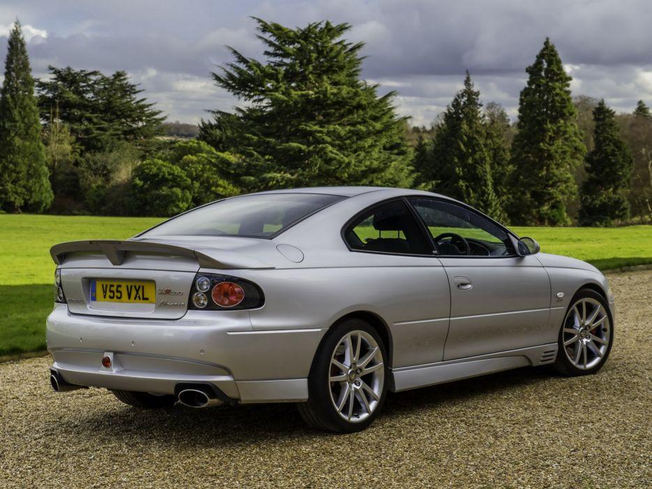2005 Vauxhall Monaro VXR  b wallpaper
