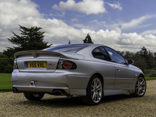 2005 Vauxhall Monaro VXR e wallpaper
